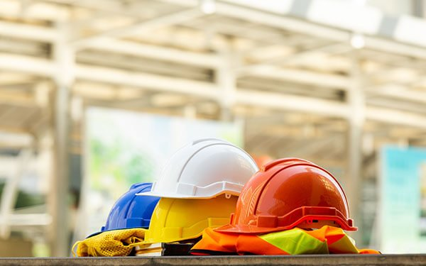 Construction Safety Hats